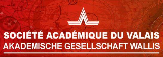Participation à la journée de la Société académique du Valais