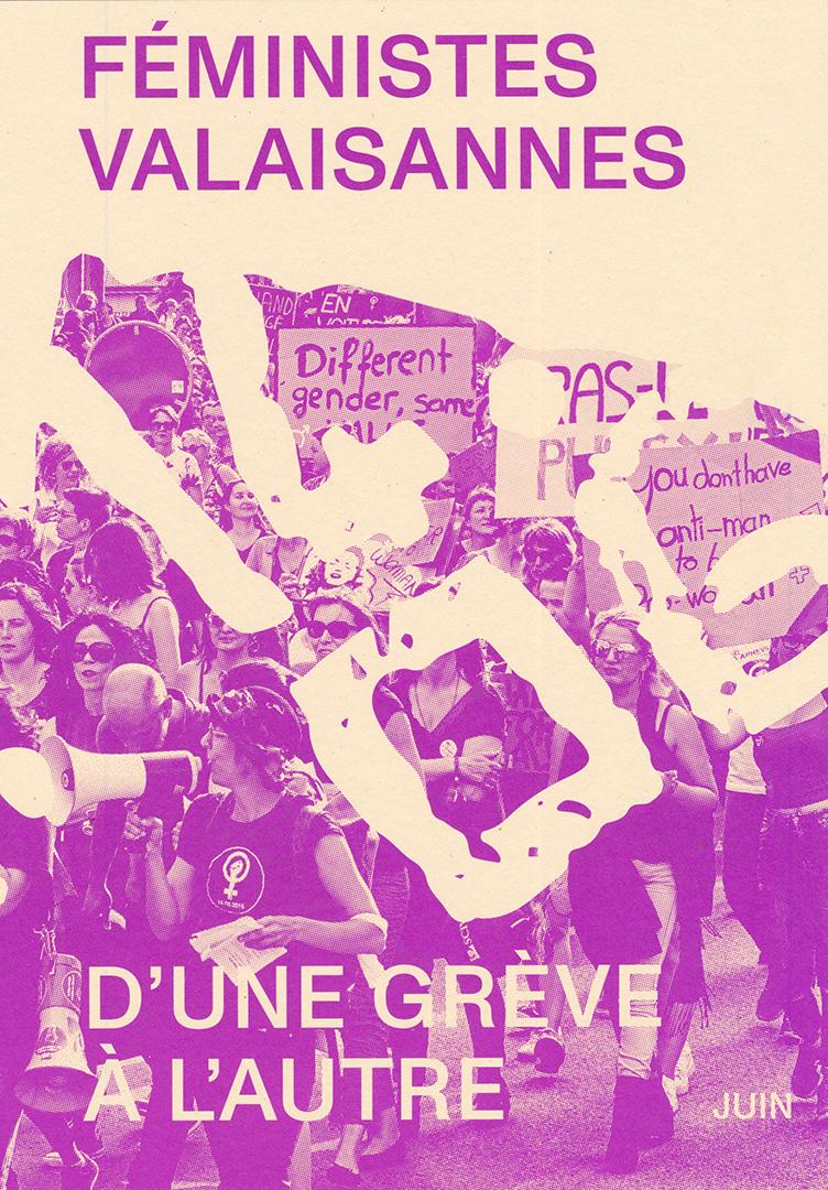 Féministes valaisannes d'une grève à l'autre